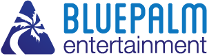 Logo Bluepalm entertainment
