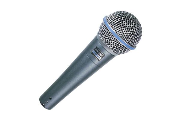 SHURE 58 mic beta